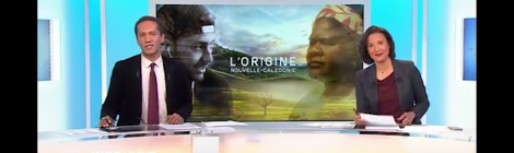 "Reportage France Ô, film ""L'Origine, Nouvelle-Calédonie"""